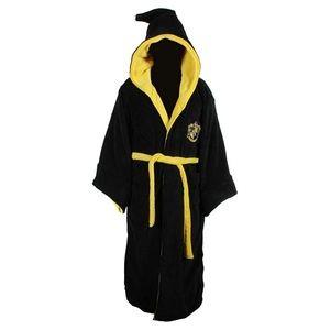 NWOT Harry Potter Hufflepuff Bath Robe